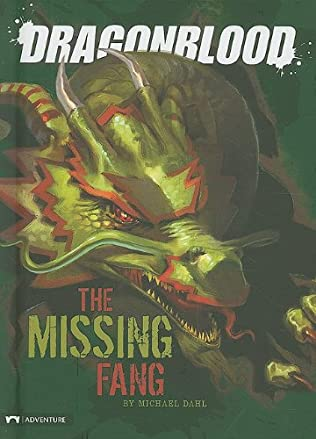 book cover of The Missing Fang