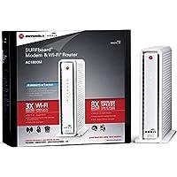 ARRIS DOCSIS 3.0 Cable Modem & Wi-Fi Router