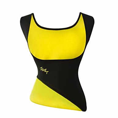 2cb4246a6e8f7 Amazon.com  Zwet Women Waist Training Body Shaper