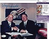 Wayne Huizenga Autographed Photo - MIAMI DOLPHINS Owner 8x10 + COA R03812 Jimmy J - JSA Certified - Autographed MLB Photos