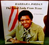 img - for Barbara Jordan: The Great Lady from Texas; Picture-Story Biographies: Picture-Story Biographies (Picture-Story Biographies (Paperback)) book / textbook / text book