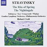 Stravinsky: The Rite of Spring / The Nightingale