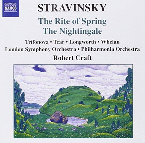 Stravinsky: The Rite of Spring / The Nightingale (Robert Craft Stravinsky)