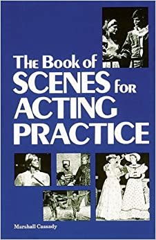 The Book of Scenes for Acting Practice (Theatre)