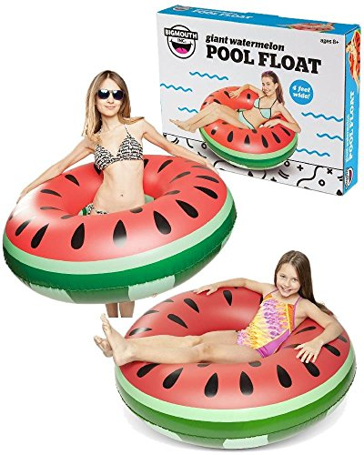 Salvagente anguria gigante ciambella gonfiabile mare piscina *07360  Amazon.it Giochi e giocattoli