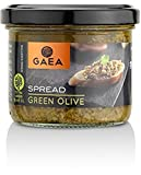 Gaea Green Olive Spread 100g (Pack of 4)