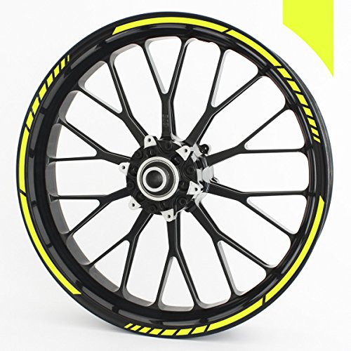15 Inch Motorcycle Rims - 5
