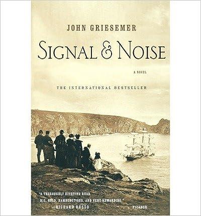 Téléchargement gratuit de e-book pour ipod nano Signal & Noise (Paperback) - Common B00FGVJ6LC PDF