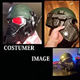Doomguy Helmet Deluxe Resin Full Head Mask for