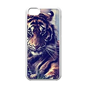 Tiger Flower CUSTOM Phone Ipod Touch 4 LMc-96984 at LaiMc