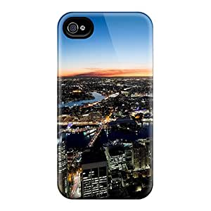 88caseme Design High Quality Sydney Night Lights Covers Cases With Excellent Style For Iphone 6