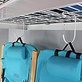 SafeRacks SR-4x4-W-18 Overhead Garage Storage