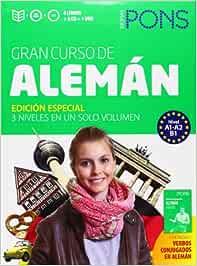Gran Curso Pons Alemán: Amazon.es: Aa.Vv.: Libros en