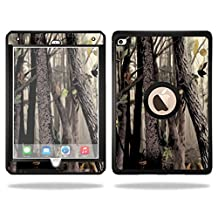 Mightyskins Protective Vinyl Skin Decal Cover for OtterBox Defender Apple iPad Air 2 wrap sticker skins Tree Camo