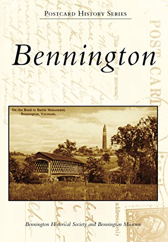 Bennington (Postcard History Series)