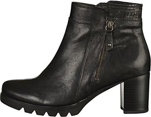 Gabor55.783.57 - botines de caño bajo Mujer, color Negro, talla 35