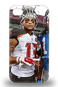 Iphone Design High Quality NFL Carolina Panthers Kelvin Benjamin #13 Cover 3D PC Case With Excellent Style For Iphone 4/4s ( Custom Picture iPhone 6, iPhone 6 PLUS, iPhone 5, iPhone 5S, iPhone 5C, iPhone 4, iPhone 4S,Galaxy S6,Galaxy S5,Galaxy S4,Galaxy S3,Note 3,iPad Mini-Mini 2,iPad Air )