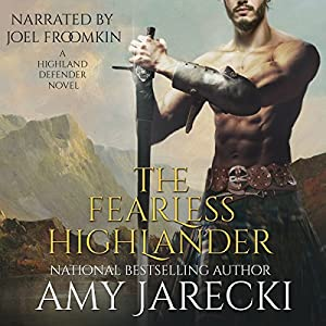 The Fearless Highlander Audiobook