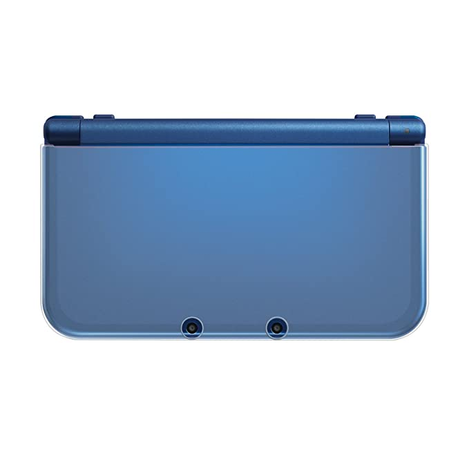 TPU Duraflexi Cover for New Nintendo 3DS LL [Japan Import ...