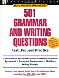 501 Grammar and Writing Questions, LearningExpress Editors, 1576855392