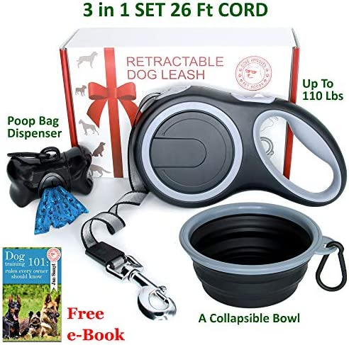 Retractable Dog Leash Dispenser Training product image
