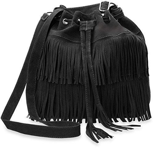 Handtasche Damentasche Beutel Boho