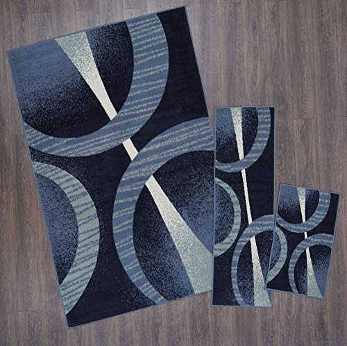 (Home Dynamix Ariana Arcata Area Rug 3 Piece Set (4'11