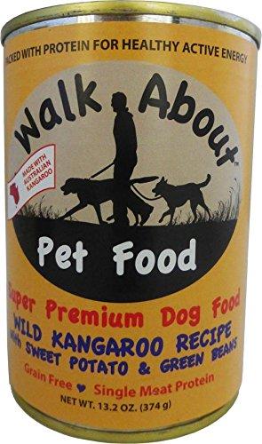 Cheap Walk About Pet Food Kangaroo with Sweet Potato & Green Beans, 13.2 oz