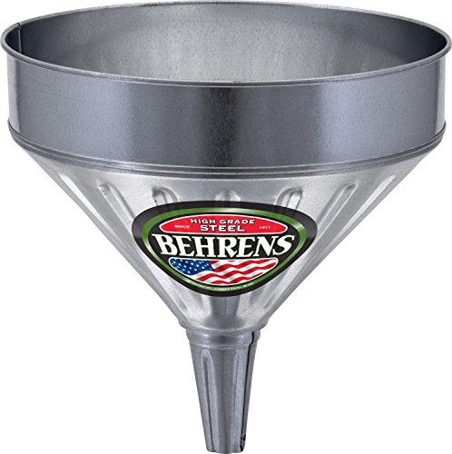 Behrens GF58 Galvanized Funnel Screen