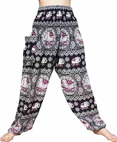 Men Pants ❤Foncircle Men Casual Jogger Dance Sportwear Baggy Pants Slacks