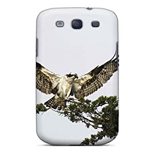 Forever Collectibles Animals Birds Hawk Hard Snap-on Galaxy S3 Case