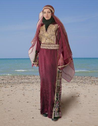 Rand, Muslim Bride, Justice City, IL by