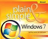 img - for Windows?de?ed??ede??d???de?ed???de??d??? 7 Plain & Simple by Jerry Joyce (2009-09-23) book / textbook / text book