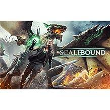 Twenty-threeScalebound One Platinum Games 24X36 Inch Poster Print 6