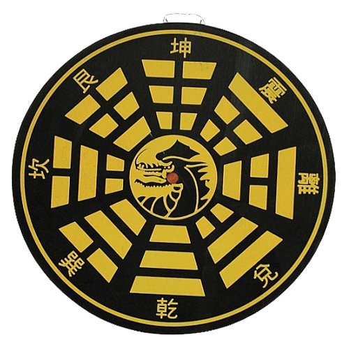 Bullseye Dragon Target Throwing Board