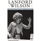 Lanford Wilson: Collected Works, Vol. 2: 1970-1983 (Contemporary American Playwrights)
