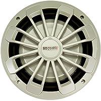 MB QUART NW1-254 Nautic Series Marine-Certified 10 600-Watt Shallow Subwoofer (No Illumination)