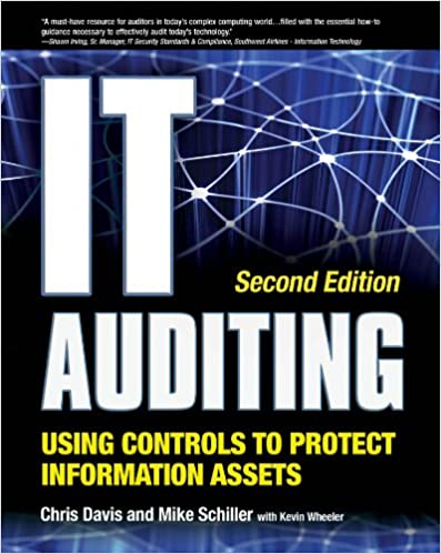 It auditing using controls to protect information assets 2nd it auditing using controls to protect information assets 2nd edition 2 chris davis mike schiller kevin wheeler ebook amazon fandeluxe Choice Image