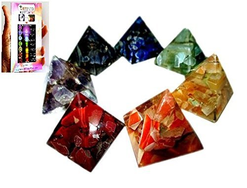 new-chakra-7-orgone-pyramid-set-free-booklet-jet-crystal-therapy