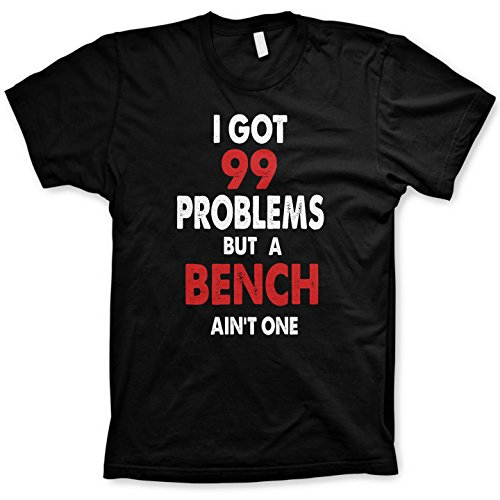 Weightlifting tshirt funny tshirts problems product image