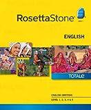 Rosetta Stone English (British) Level 1-5 Set [Download]
