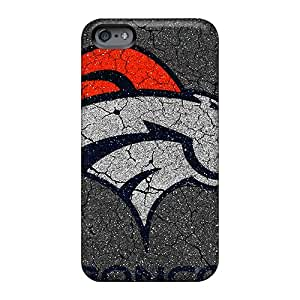 Apple Iphone 6s Plus EnQ1472kgPp Support Personal Customs Colorful Denver Broncos Pictures Shock Absorption Cell-phone Hard Cover -icase88
