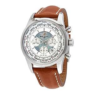 Breitling Transocean Chronograph Unitime Automatic Mens Watch AB0510U0/A732-439X-A20BA.1