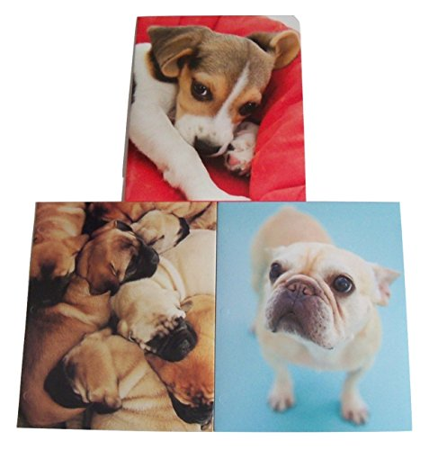 staples-two-pocket-paper-folder-set-of-3-puppy-folders-look-of-trouble-family-naptime-patiently-wait