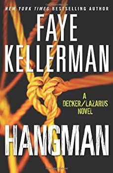 Hangman  (Peter Decker and Rina Lazarus Series #19) 0061994308 Book Cover