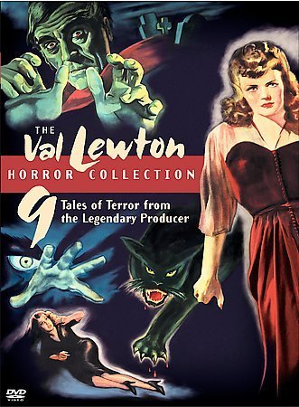 The Val Lewton Horror Collection by Warner Manufacturing