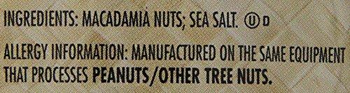 Hawaiian Mauna Loa Dry Roasted Macadamia Nuts & Sea Salt 11 Oz. Bag by Mauna Loa (Image #2)