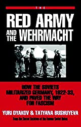 The Red Army and the Wehrmacht (From the Secret Archives of the Former Soviet Union)