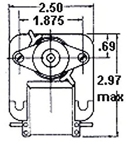 Fasco Wall Heater A2540t Diagram