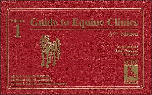 Guide to Equine Clinics Chris Pasquini & Susan Pasquini